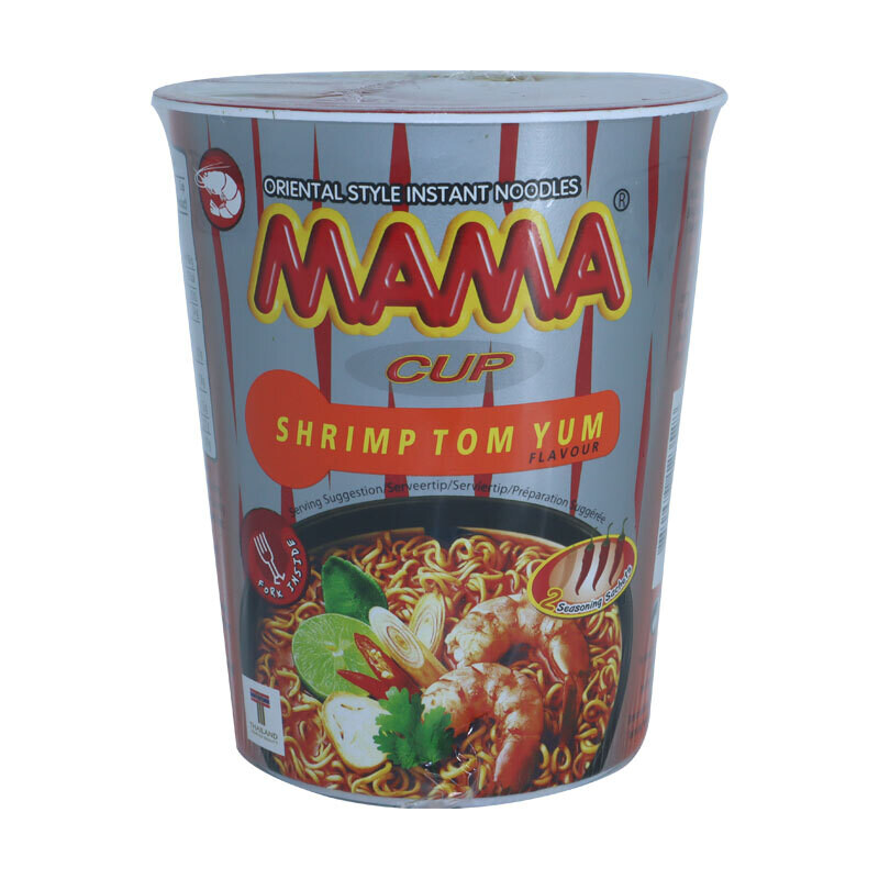 Mama Instant To Yumshrimp Cremy 30 x 55 g