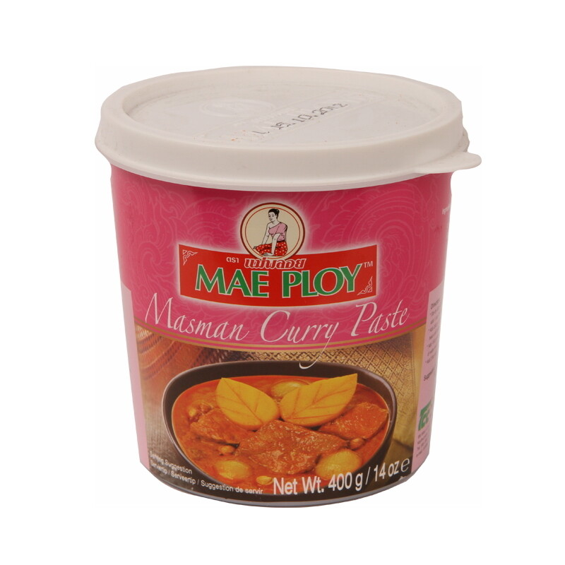 Mae Ploy Curry Past Masaman 24 x 400 g