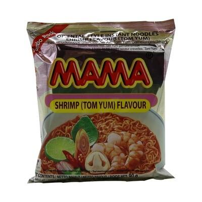 Mama Instant Noodle Shrimp Big 20 x 90 g