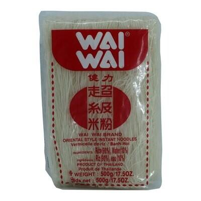 Wai Wai Rice Vermicelli 24 x 500 g