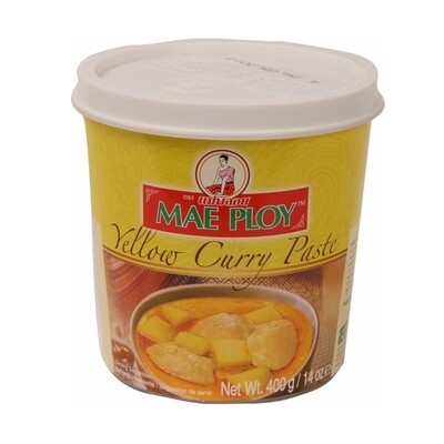 Mae Ploy Curry Past Yellow 24 x 400 g
