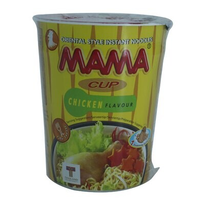 Mama Inst.noodle Cup Chic 12 x 70 g