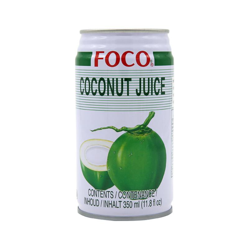 Foco Coconut Drink Can 24 x 350 ml