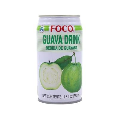 Foco Guava Drink 24 x 350 ml