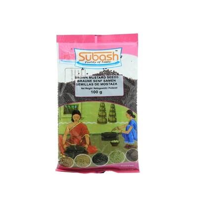 Subash Mustard Seeds 10 x 400 g