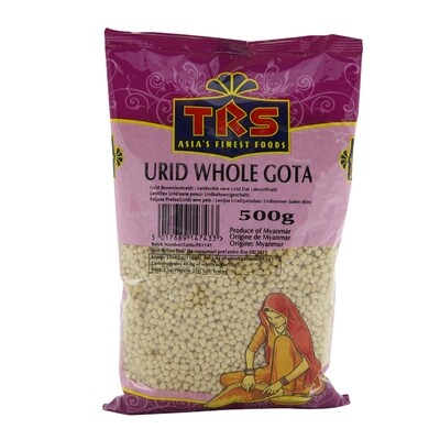 TRS Urid Whole Ghotta 20 x 500 g