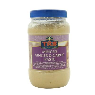 TRS Ginger & Garlic Past 6 x 1 kg
