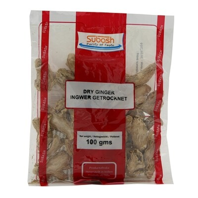 Subash Ginger Dry 20 x 100 g