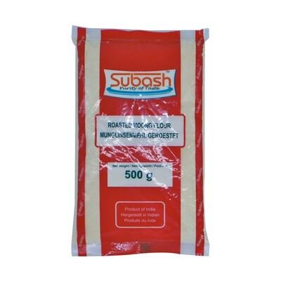 Subash Moong Flour Roasted 40 x 500 g