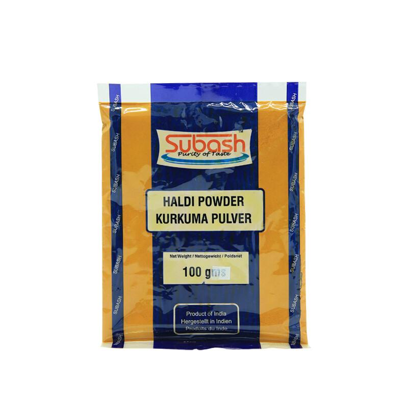 Subash Haldi Powder (200) 20 x 100 g