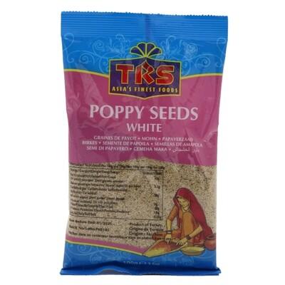 TRS Poppy Seeds White 20 x 100 g