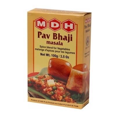 MDH Pav Bhaji Masala 10 x 100 g