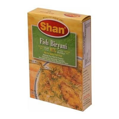 Shan Biryani Fish 6 x 50 g