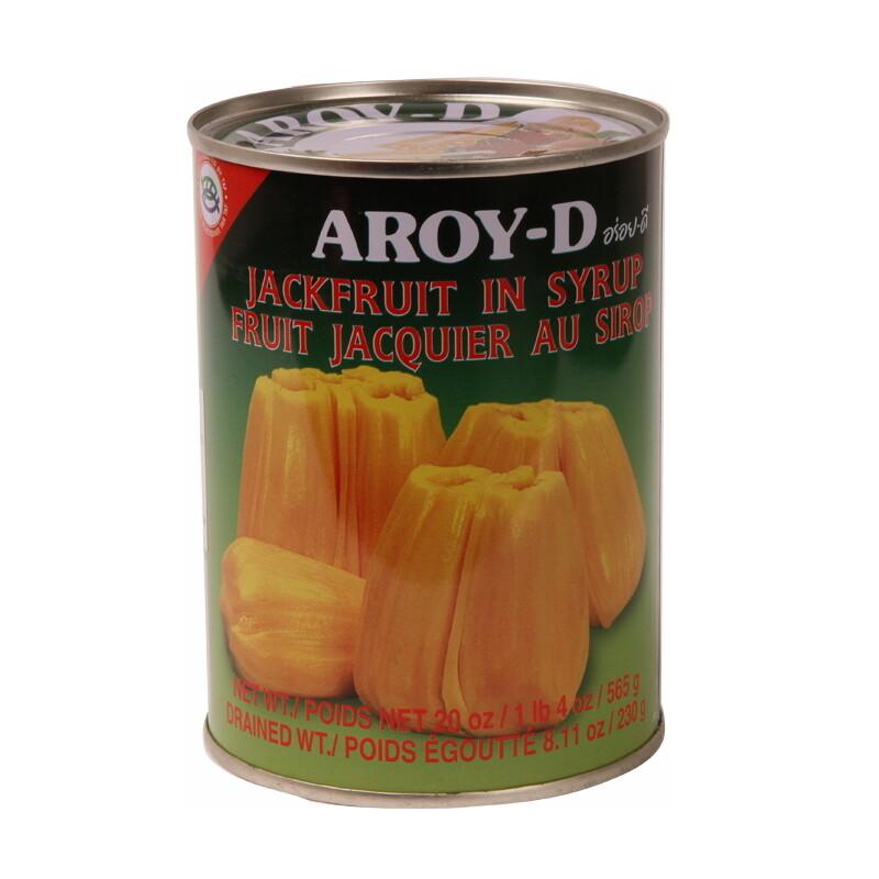 Aroy-D Jack Fruit 24 x 565 g