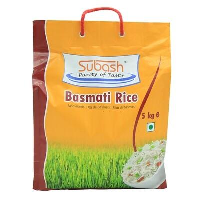 Subash Basmati Rice 20 x 1 kg