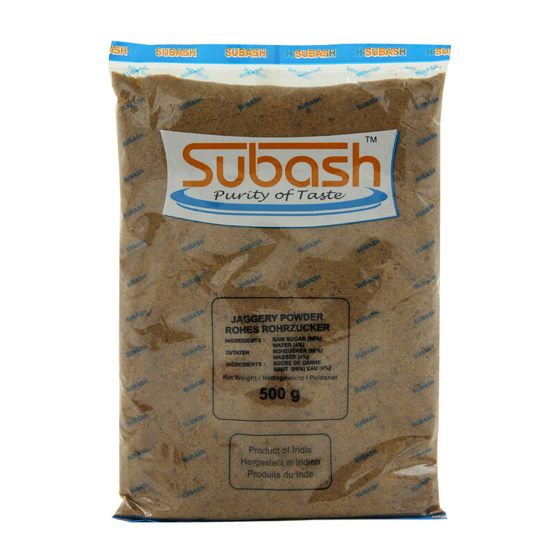 Subash Jaggary  20 x 500 g