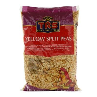 TRS Split Yellow Peas 6 x 2 kg