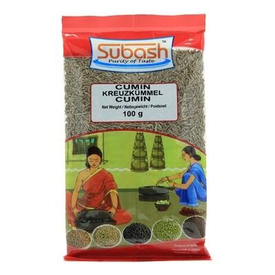 Subash Cumin Whole (150) 30 x 100 g