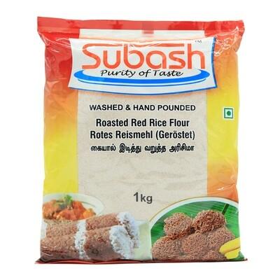 Subash Red Rice Flour 20 x 1 kg