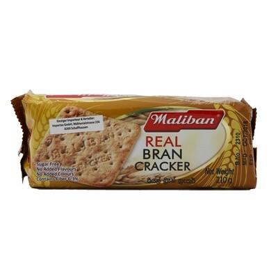 Maliban Bran Cracker 24 x 210 g
