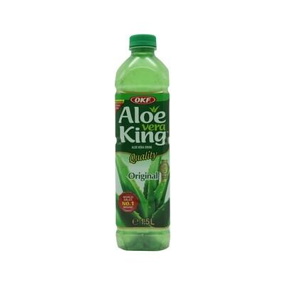 OKF Aloe Vera Drink 12 x1.5 L