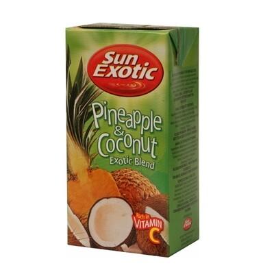 Sun Exotic Pineapple Coconut 27 x 288 ml