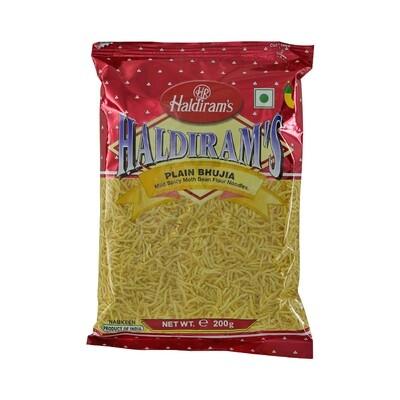 Haldiram Bhujia Plain 10 x 200 g