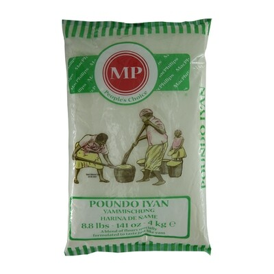 MP Pounded Yam 3 x 4 kg