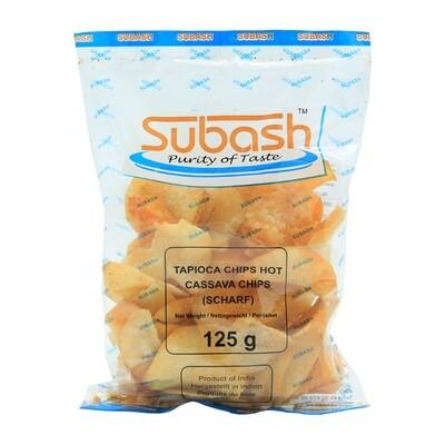 Subash Tapioca Chips  30 x 150 g