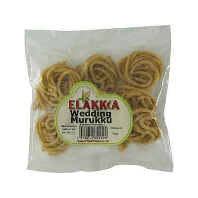 Ellakiya Wedding Murukku 15 x 100 g