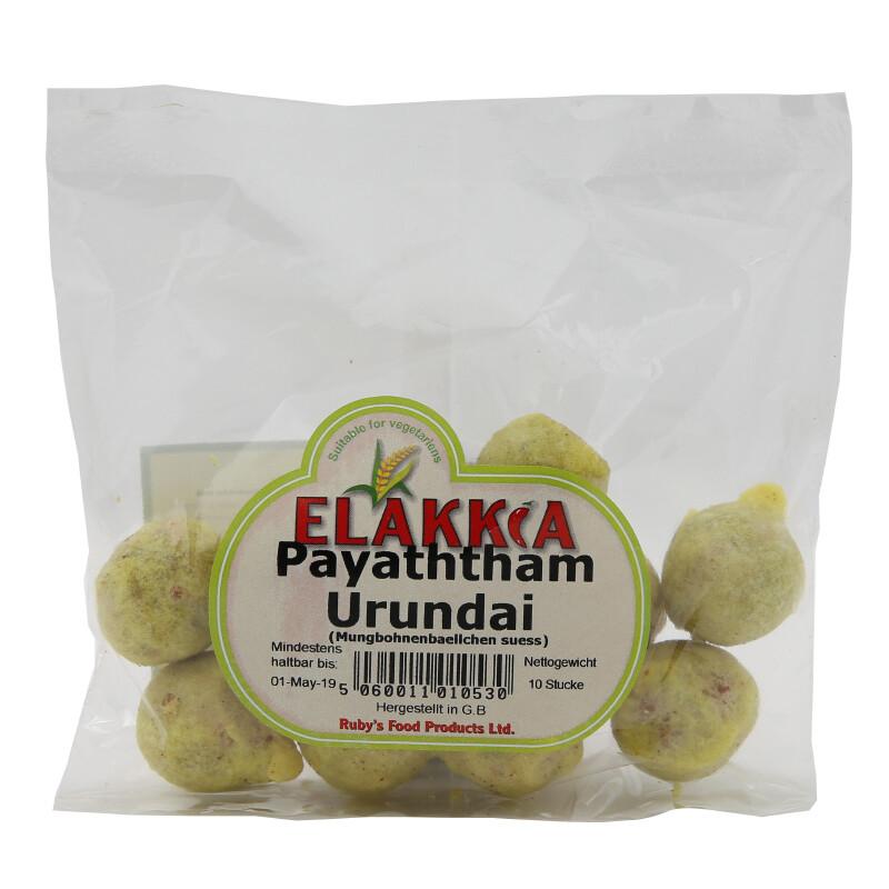 Ellakiya Payatham Urundai 15 x 10 pcs