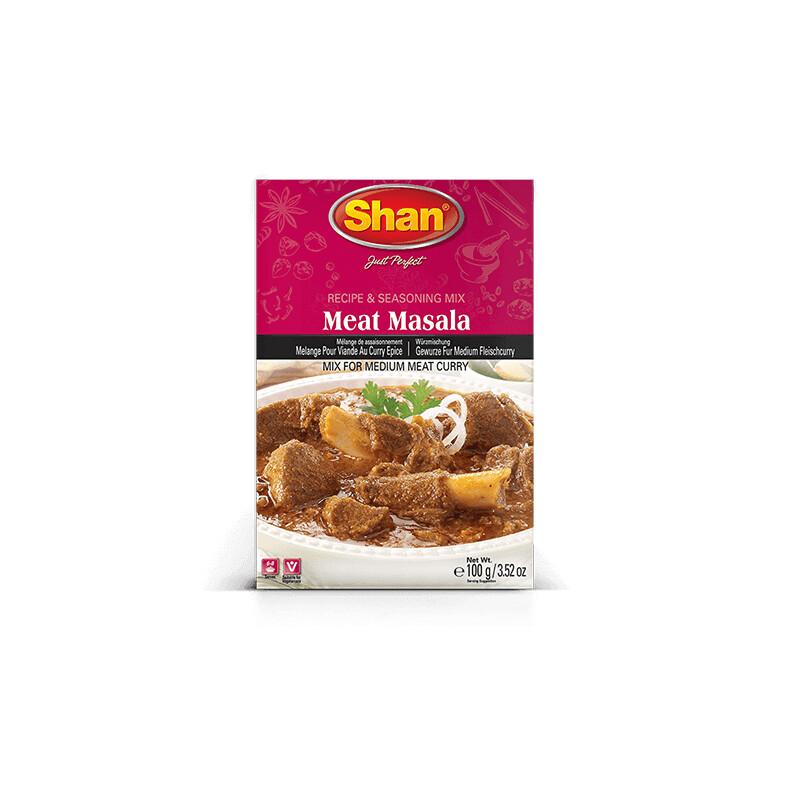 Shan Meat Masala 6 x 100 g