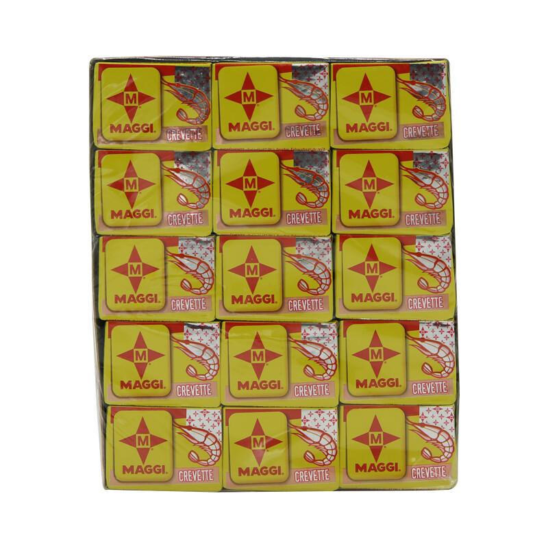 Maggi Cubes Shirimp 60 x 10 g
