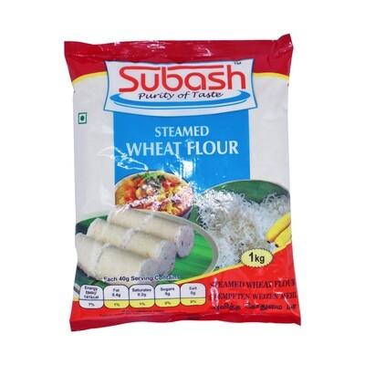 Subash Steamed Wheat Flour 20 x 1 kg