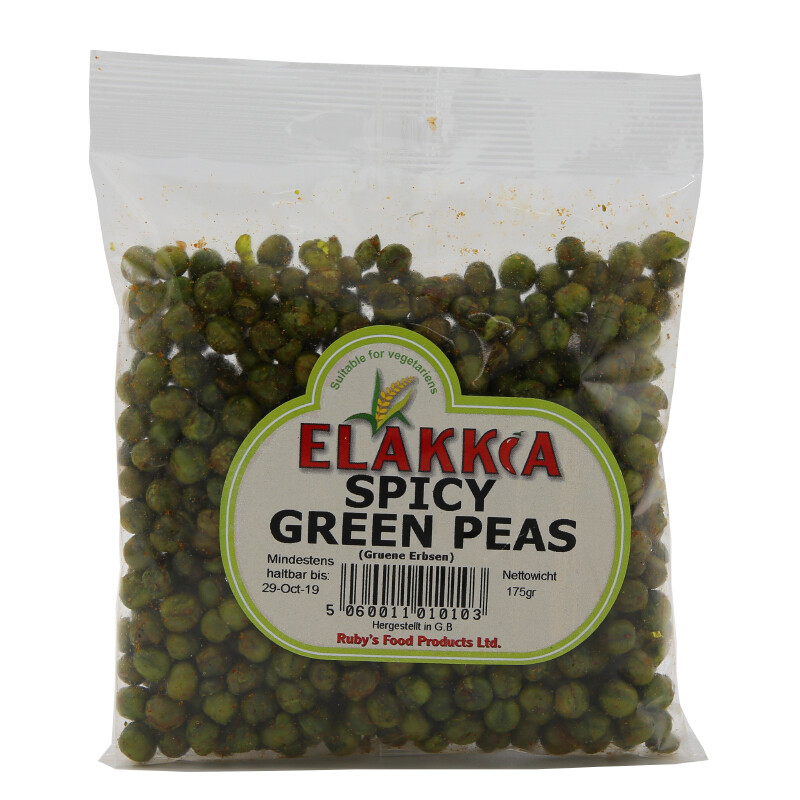 Ellakiya Green Peas 15 x 175 g