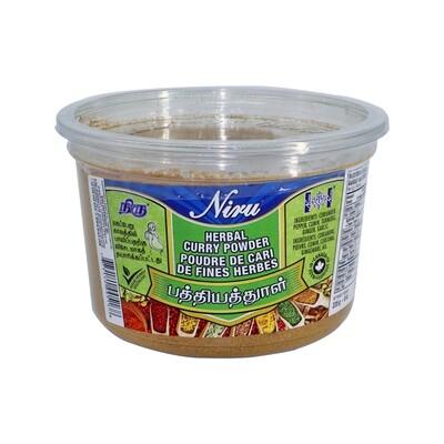 Niru Herbal Curry Powder 24 x 225 g