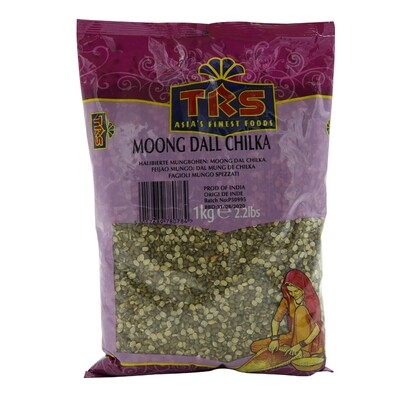TRS Moong Dall Chilka 10 x 1 kg