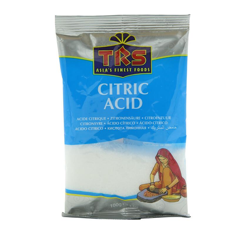 TRS Citric Acid 20 x 100 g