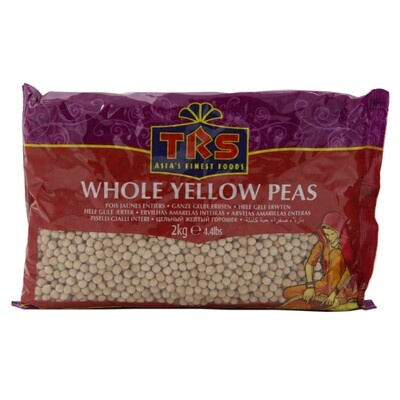 TRS Whole Peas Yellow 20 x 500 g