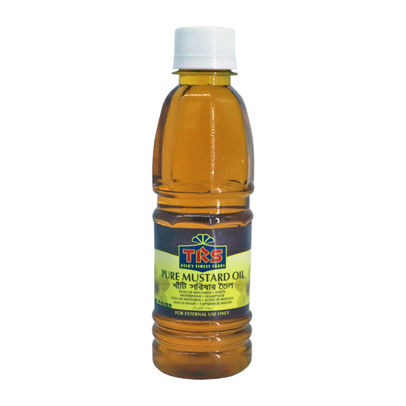 TRS Mustard Oil 24 x 250 ml