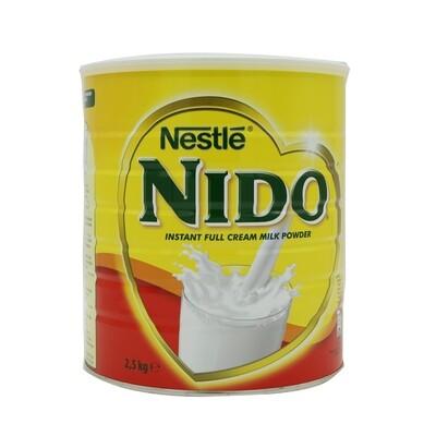 Nido Milk Powder 6 x 2.50 kg
