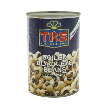TRS Canned Black Eye Beans 12 x 400 g