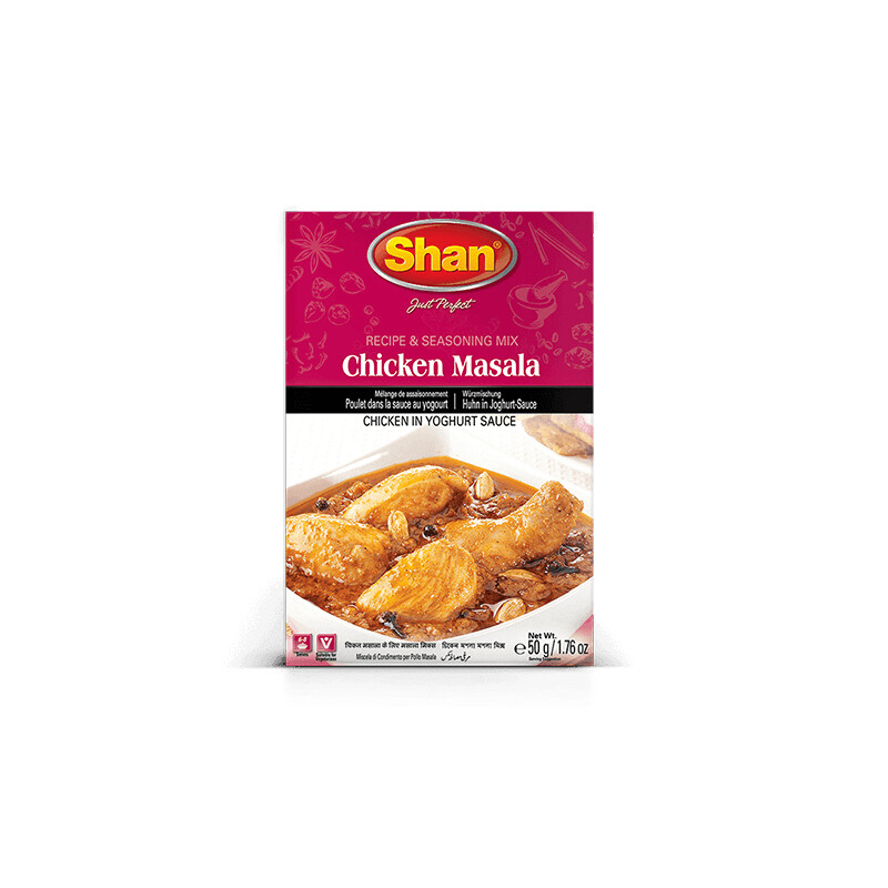 Shan Chicken Curry Masala 6 x 50 g