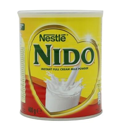 Nido Milk Powder 24 x 400 g