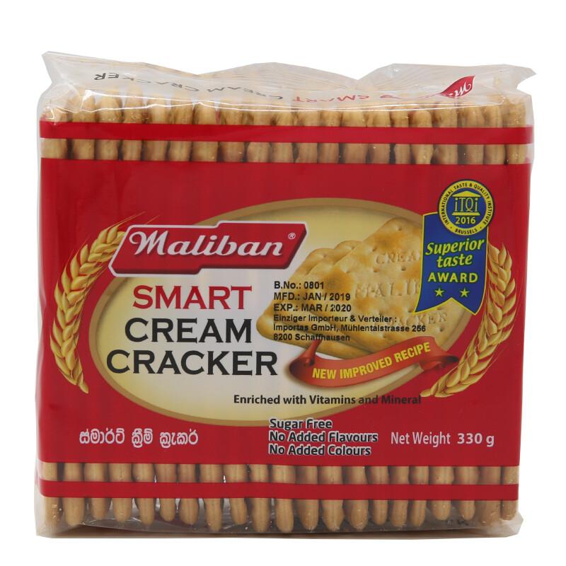 Maliban Cream Cracker 8 x 330 g