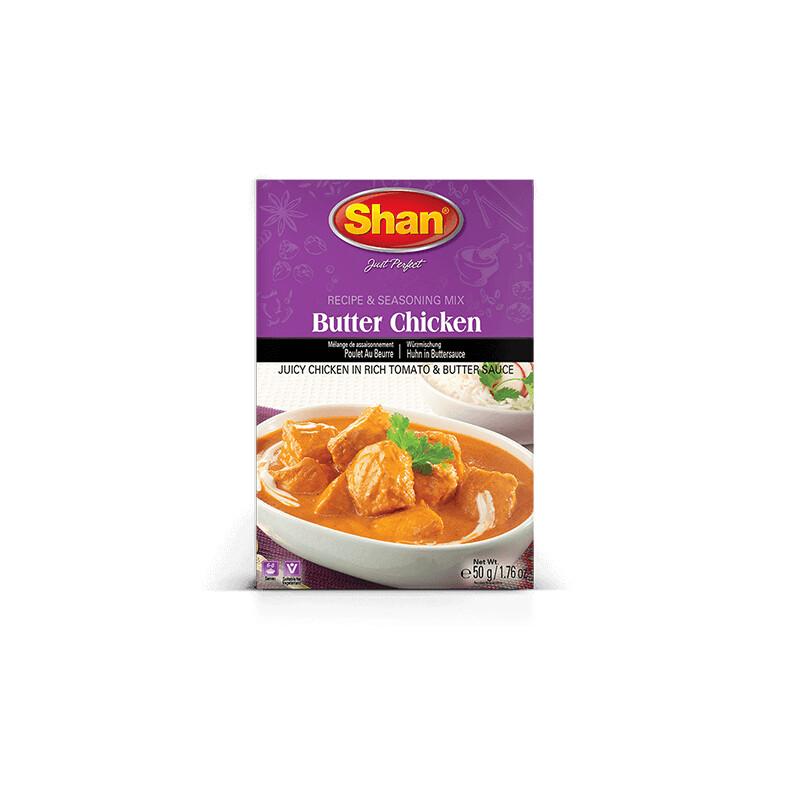 Shan Butter Chicken 6 x 50 g