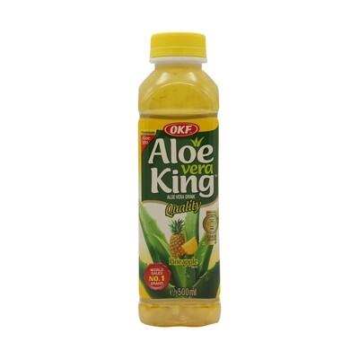 OKF Aloe Vera Drink Pineapple 20 x 500 ml