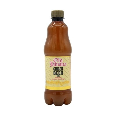 Old Jamaica Ginger Drink 12 x 500 ml