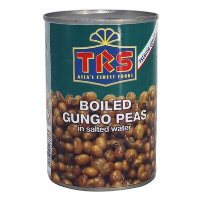 TRS Canned Boiled Butter Beans 12 x 400 g