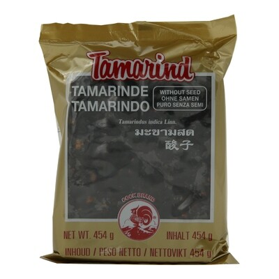 Cock Tamarind Without Seed 50 x 454 g